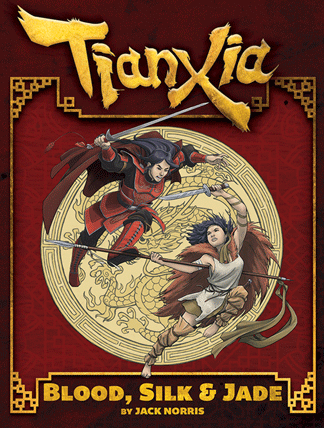 Tianxia by Ryan M. Danks is part of the Bundle of Fate +2
