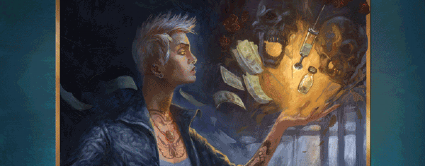 SORCERER: a landmark in tabletop roleplaying history
