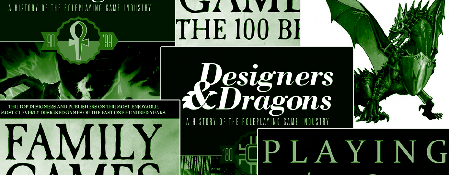 Designers, Dragons, and More