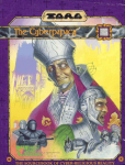 The Cyberpapacy by Jim Bambra is the single most praised supplement in the Torg roleplaying line