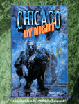 Chicago By Night 2nd Edition in the Vampire The Masquerade Bundle