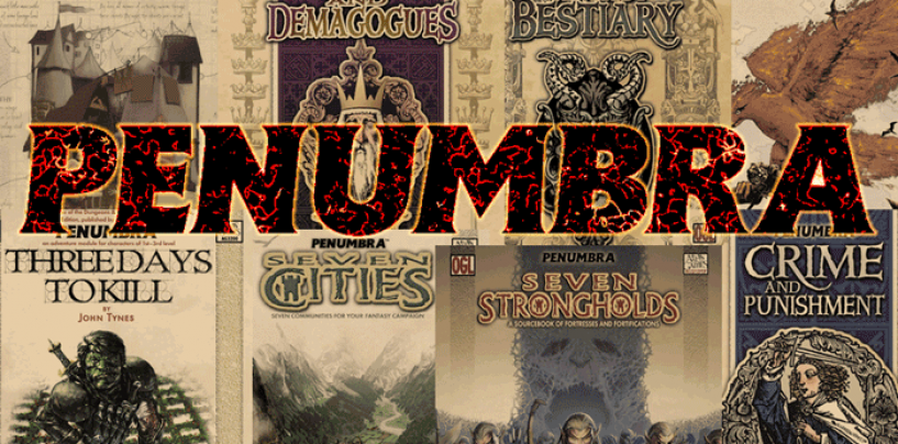 Penumbra Bundle – OGL fantasy from Atlas Games