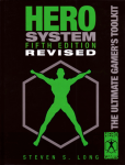 The complete Hero System Fifth Edition Revised rulebook is part of the Champions Universe Bundle