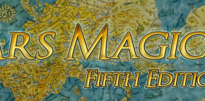 Ars Magica Fifth Edition Bundle