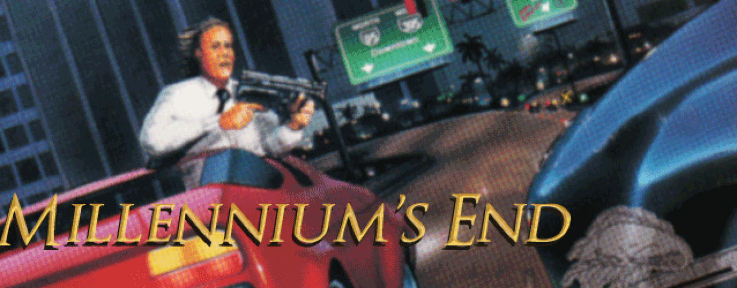 Millennium's End – '90s technothriller paramilitary action