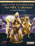 Faces of the Tarnished Souk is a massive collection of nonplayer characters in our Pathfinder New Paths collection