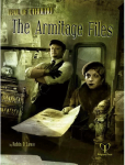 The Armitage Files, a fascinating collection of mysterious documents in the resurrected Trail of Cthulhu Bundle