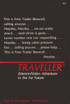 The original Traveller science fiction RPG rulebooks in the Bundle of Holding