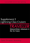 Traveller Supplement 5, Lightning Class Cruisers, is rarely seen nowadays