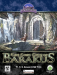 The Lost City of Barakus (Pathfinder version) is an old-school dungeon-crawl in our Lost Lands Bundle