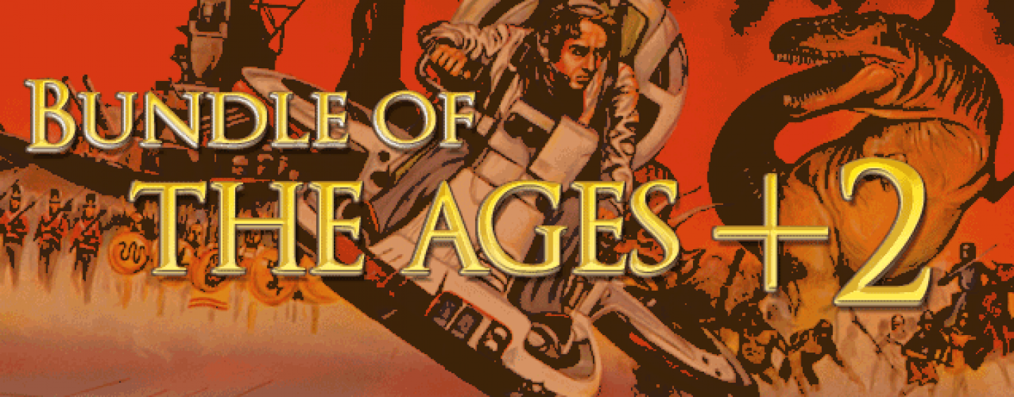 Bundle of the Ages +2 – alt- and fantasy-historical RPGs