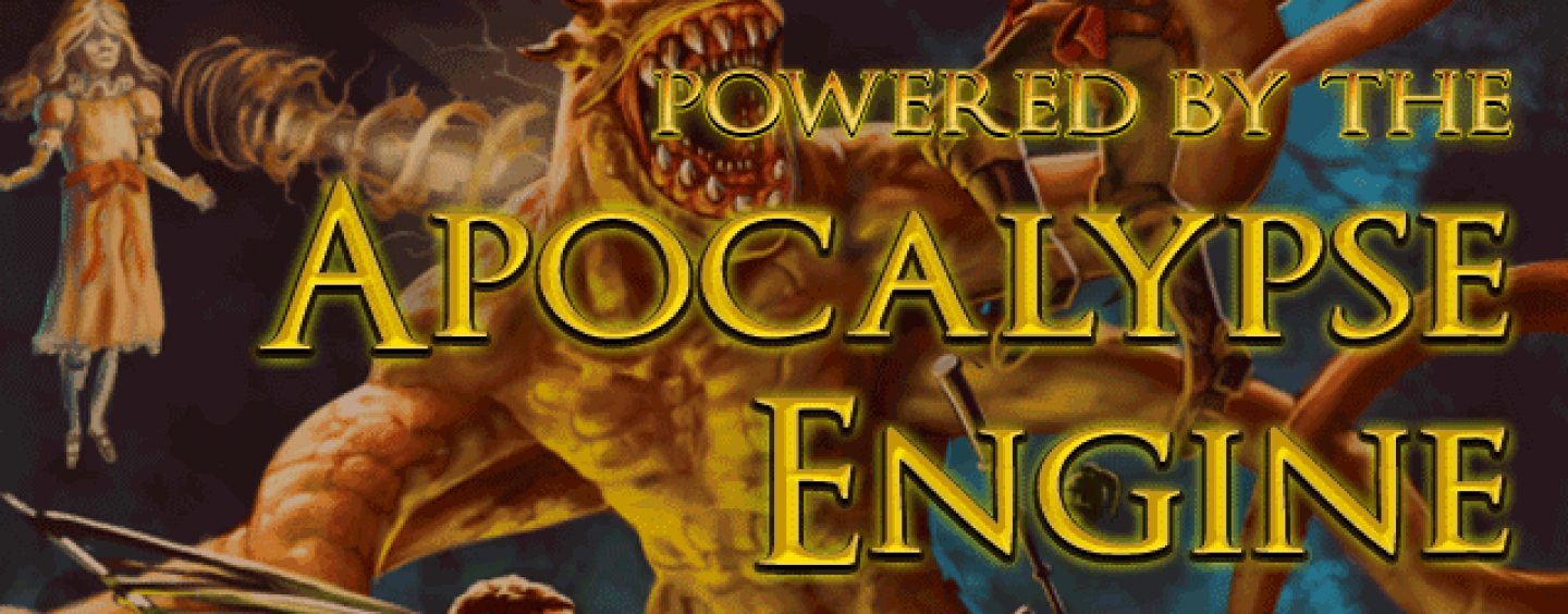 Apocalypse Engine Bundle – Powered by the Apocalypse