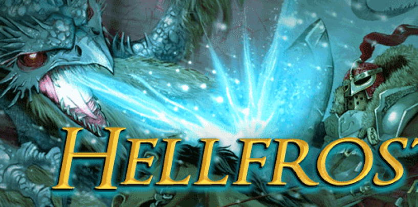 Hellfrost – epic Savage Worlds fantasy roleplaying