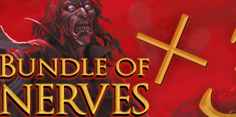 The Bundle of Nerves +3 – a bone-chilling RPG collection