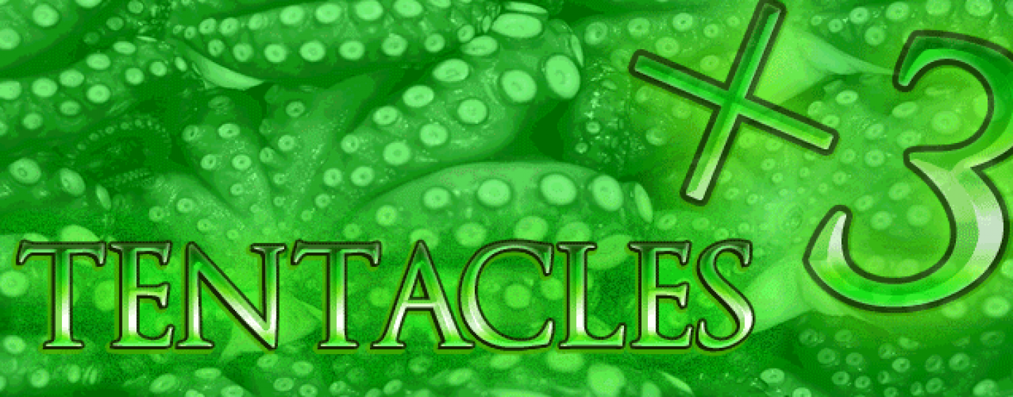 Bundle of Tentacles +3 – a SAN-shattering Mythos offering