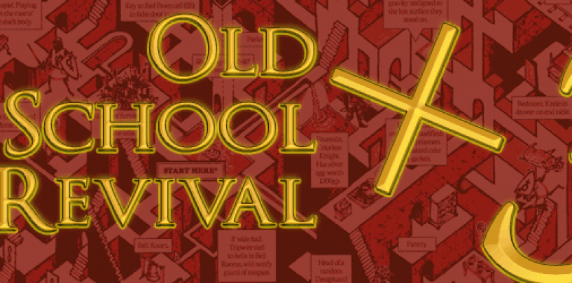 Old School Revival +3 – all-new OSR worlds