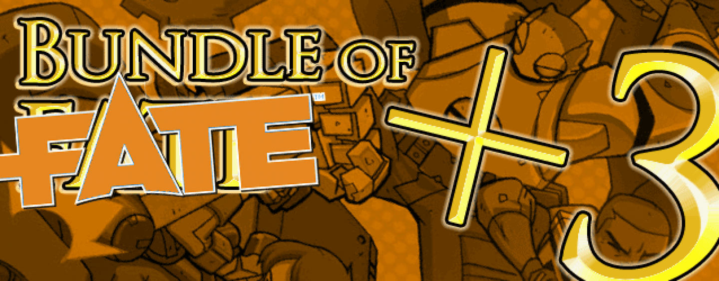 Bundle of Fate +3 – new Fate-powered RPGs