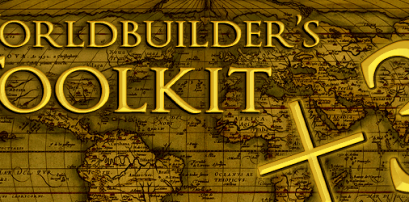 Worldbuilder's Toolkit +3