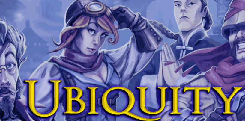 Ubiquity Bundle – RPGs built on the Ubiquity rules