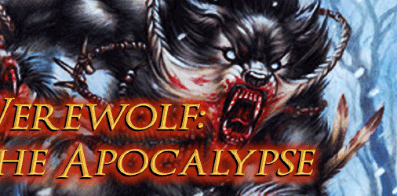 TWO Werewolf: The Apocalypse offers