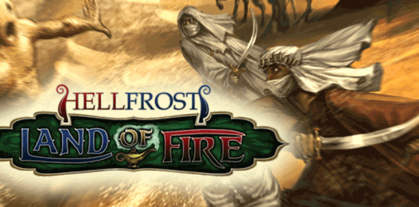 Land of Fire – Arabian fantasy for Savage Worlds