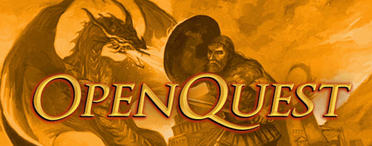OpenQuest Bundle – RPGs inspired by RUNEQUEST