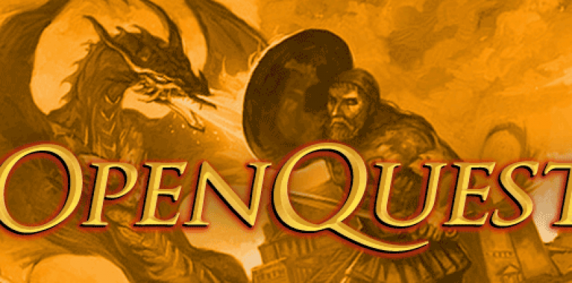OpenQuest – RPGs inspired by RUNEQUEST