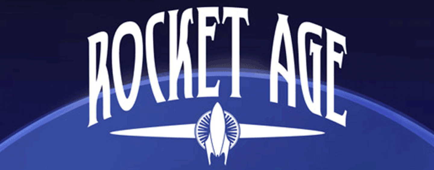 Rocket Age – radium-powered retro-SF action