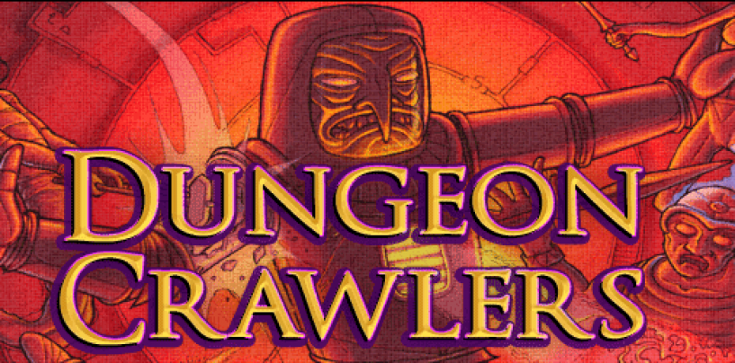 Dungeon Crawlers – the Dungeon Crawl Classics D20 line