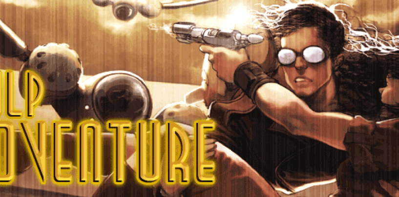 Pulp Adventure Bundle – slambang action