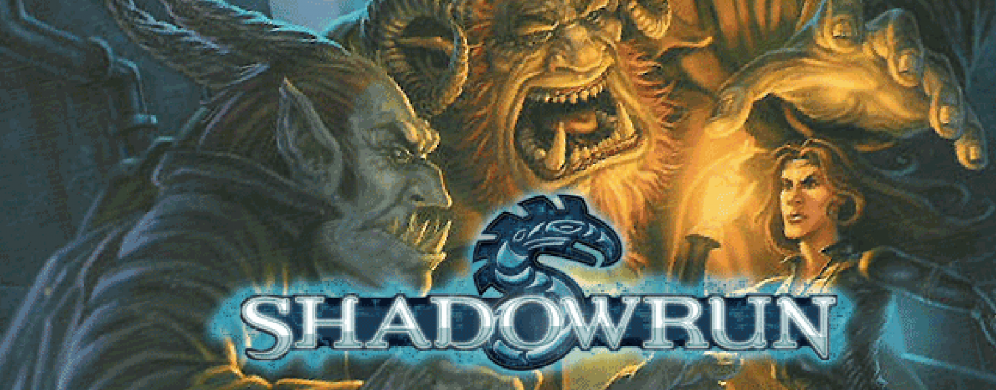 Shadowrun 3E – TWO all-new offers
