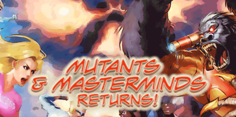 Mutants & Masterminds 3E – TWO offers