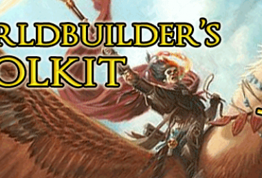 NEW Worldbuilder's Toolkit +4 and revived Toolkit +2 – through Mon 12 Dec