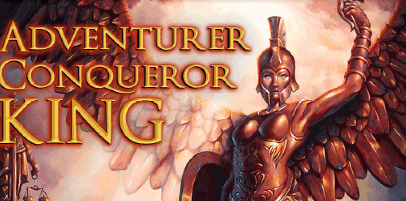 Adventurer Conqueror King System – master your Old School domain