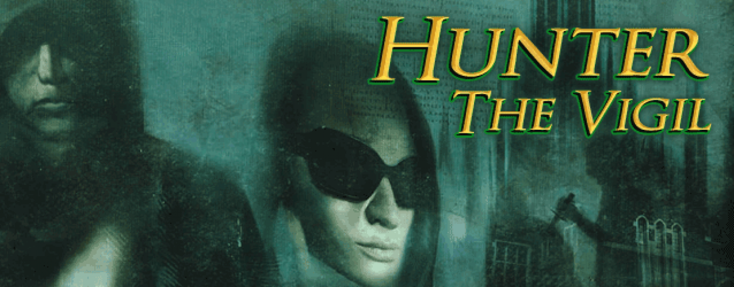 Hunter: The Vigil – Chronicles of Darkness monster-hunting