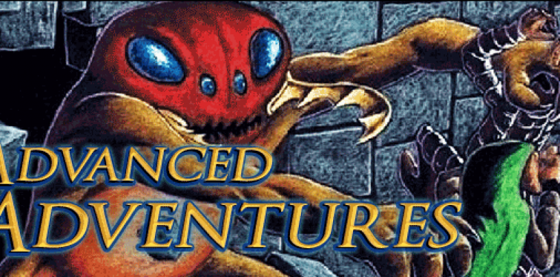 Advanced Adventures – Old School dungeon-crawls