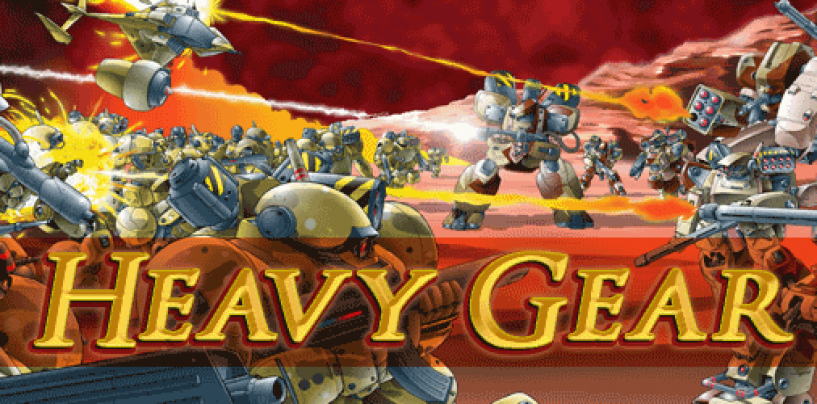 Heavy Gear – 62nd-Century mech action