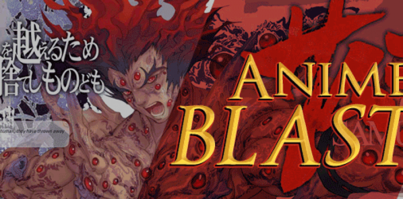 Anime Blast – RPGs inspired by anime & manga