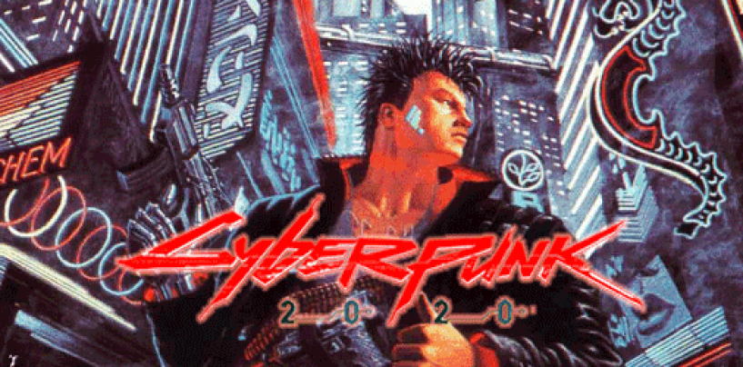 Cyberpunk 2020 – vintage 1990s futurism through Mon, July 3