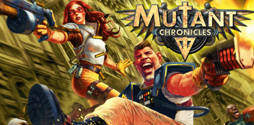 Mutant Chronicles – dieselpunk techno-fantasy