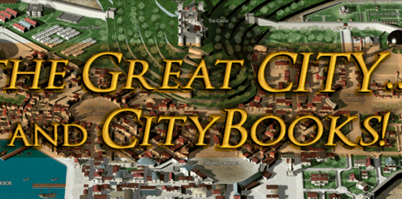 Flying Buffalo Catalyst and 0one's Great City