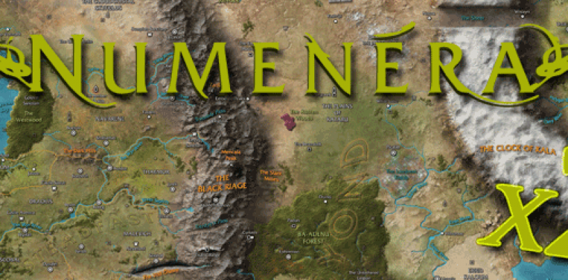 Numenera – TWO offers