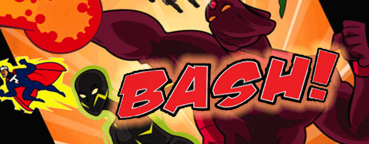 BASH! – Basic Action Super Heroes