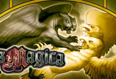 Ars Magica 5 with new Wizards & Power – through Mon 11 Sept