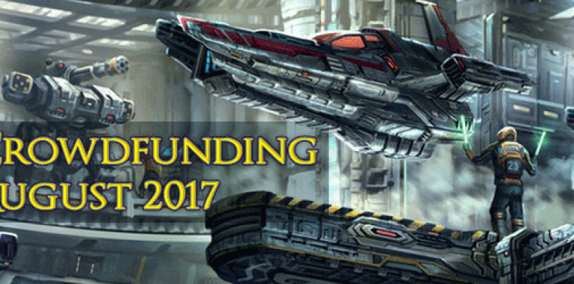 Crowdfunding by Bundle contributors – Aug 2017