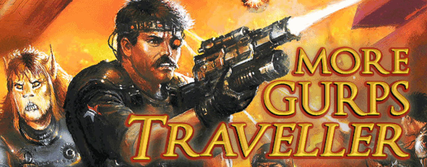 GURPS Traveller Wars + revived Essentials