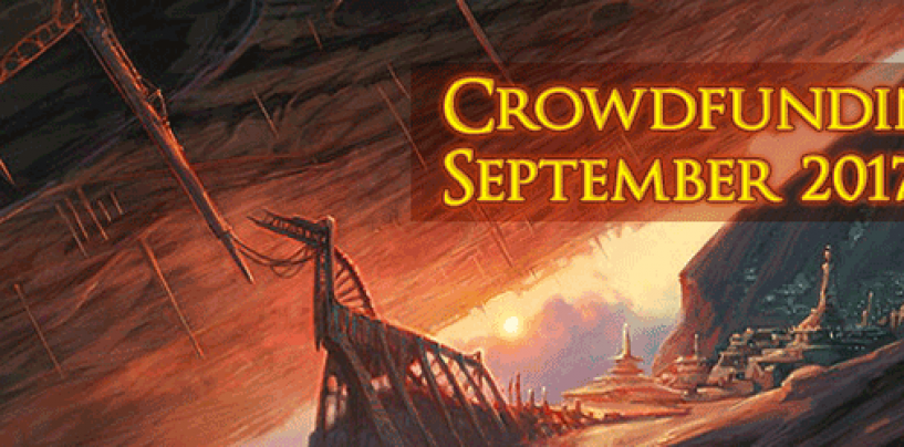 Crowdfunding by Bundle contributors – Sept 2017