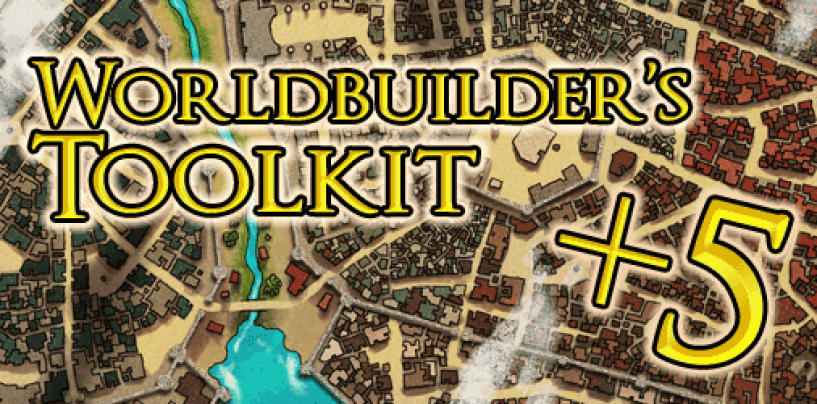 Worldbuilder's Toolkit +5 – through Mon 04 December