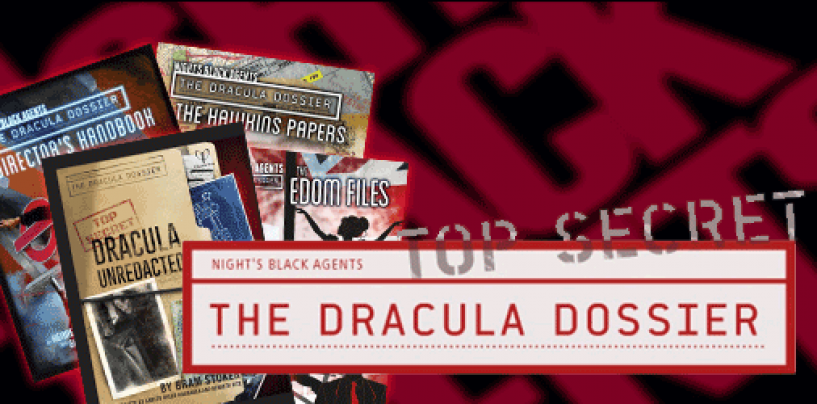 Dracula Dossier (from Dec 2017)