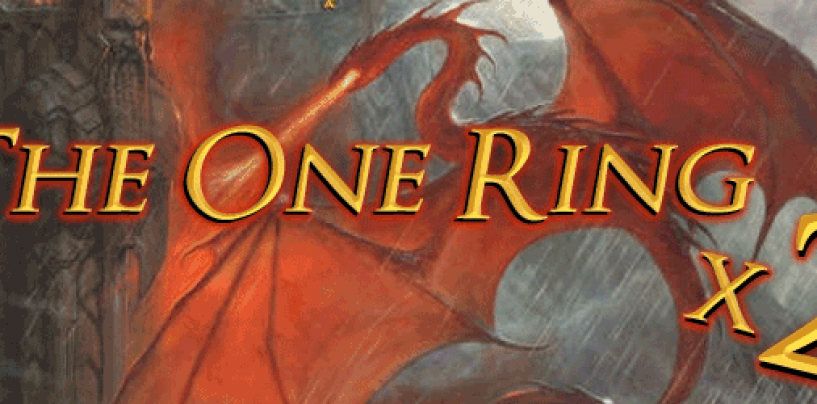 The One Ring and NEW One Ring +2 – thru Wed Jan 3